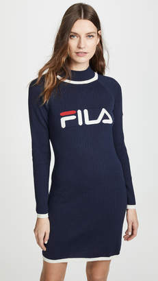 Fila Anita Long Sleeve Dress