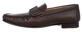 Louis Vuitton 2017 Initiales Loafers
