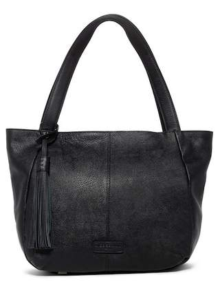 Liebeskind Berlin Louisville Leather Grain Shoulder Bag