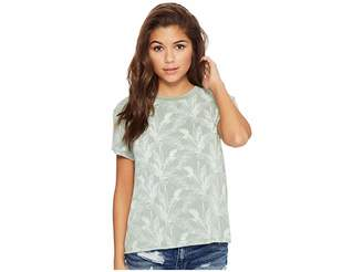 RVCA Suspension Short Sleeve Top Women's Clothing