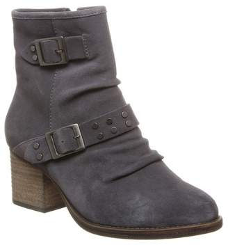 BearPaw Amethyst Buckle Boot