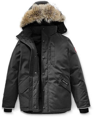 Canada Goose Boys' Logan Parka with Fur Trim, Size XS-XL