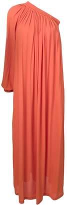 Cavallini Erika one-shoulder maxi dress