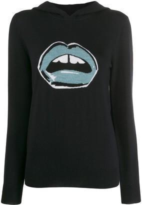 Markus Lupfer graphic printed hoodie