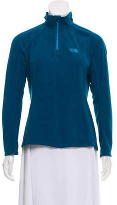 The North Face Half-Zip Long Sleeve Sweatshirt