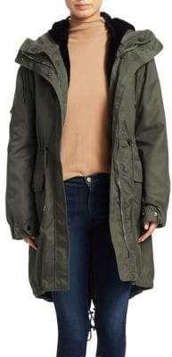 Theory Two-Piece Winter Parka
