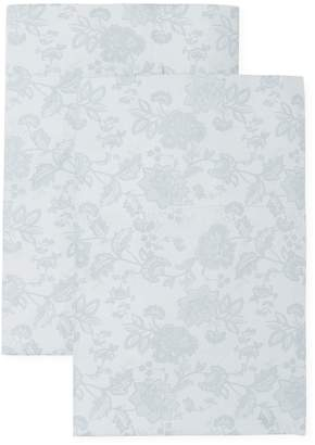 Waterford Julia Cotton Pillowcases (Set of 2)