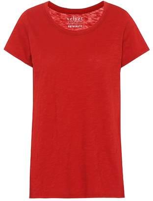 Velvet Tilly cotton T-shirt