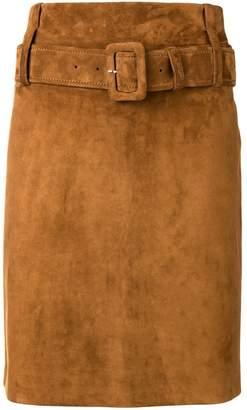 brown suede skirt shopstyle uk rh shopstyle co uk