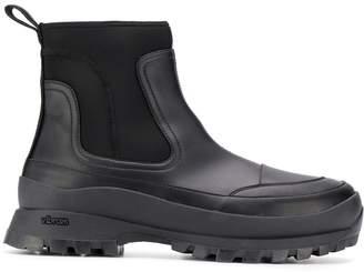 Stella McCartney chunky slip-on boots