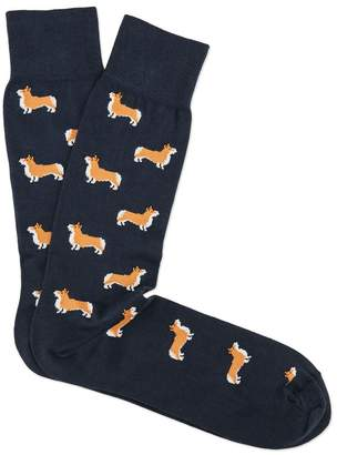 J.Mclaughlin Corgi Socks