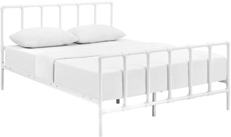 Modway Dower Queen Steel Bed