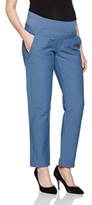 Bellybutton Women's Hose m. Unterbauchbund Maternity Trousers