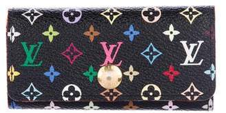Louis Vuitton Multicolore 4 Key Holder
