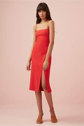 Finders Keepers MAGDALENA DRESS red