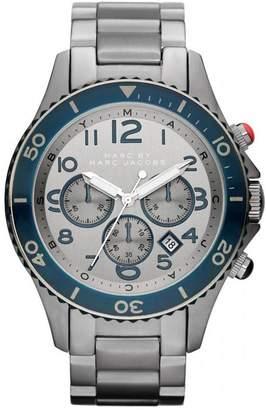 Marc Shoes by Women's Rock MBM5028 Stainless-Steel Quartz Watch