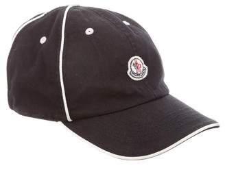 Moncler Logo Baseball Cap