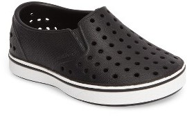Toddler Native Shoes Miles Slip-On Sneaker $35 thestylecure.com