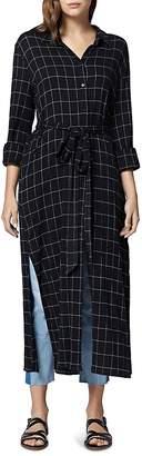 Sanctuary Jess Maxi Shirt Dress