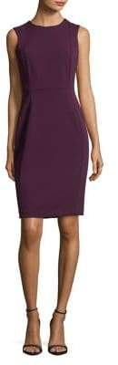 Calvin Klein Petite Sleeveless Sheath Dress
