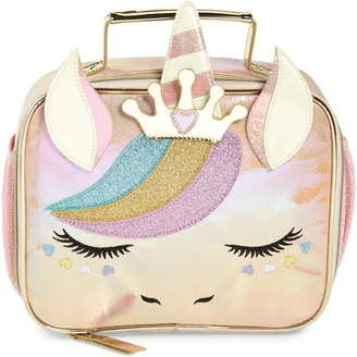 Under One Sky Unicorn Insulated Lunch Box