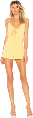 by the way. Dawn Front tie Romper