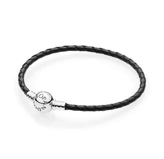 Pandora Women Silver Wrap Bracelet - 590745CBK-D2 QvwBe