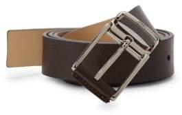 Armani Collezioni Leather Belt