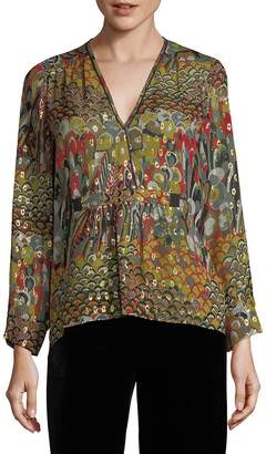 Zadig & Voltaire Women's Classic Printed Tunic