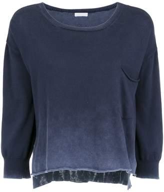 OSKLEN knit blouse