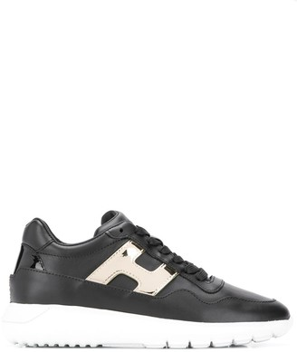 Hogan Interactive3 leather sneakers