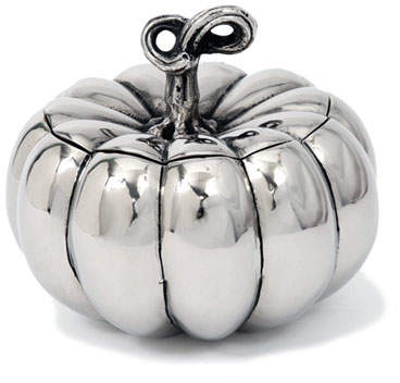 Star Home Designs Lidded Pumpkin
