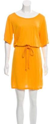 Stella McCartney Short Sleeve Knee-Length Dress