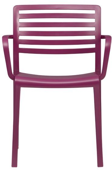 Surf Magenta Dining Chair