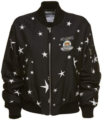 Moschino Teddy Star Bomber