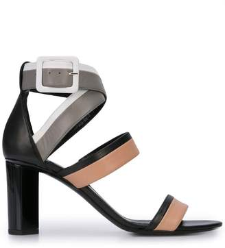 Pierre Hardy Alpha buckled sandals