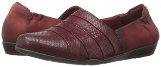 Earth - Marsala Women's Slip on Shoes $99.99 thestylecure.com