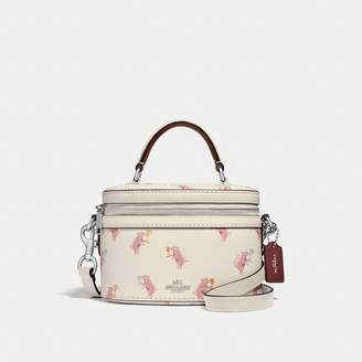 Coach Trail Bag With Party Pig Print