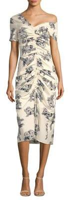 Sea Josephine Ruched Dress