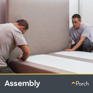 Home Installation & Assembly Bed Assembly - Standard by Porch Home Services