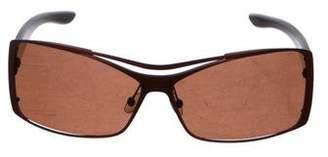 Max Mara Square Tinted Sunglasses