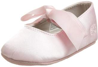 Ralph Lauren Briley Ballet Crib Shoe (Infant/Toddler)