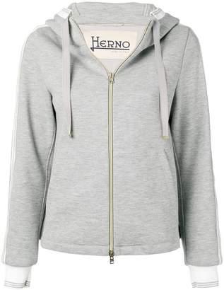 Herno (ヘルノ) - Herno ジップアップ パーカー
