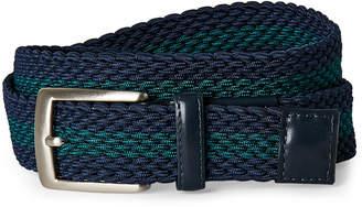 Tailorbyrd Stripe Stretch Belt