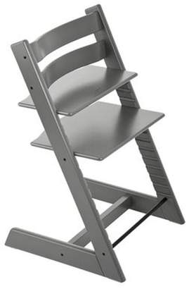 Stokke Tripp Trapp Adjustable Grow with Baby High Chair Storm Grey