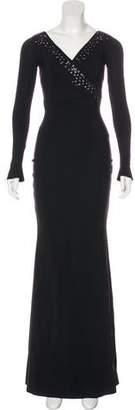 Chiara Boni Embellished Evening Dress
