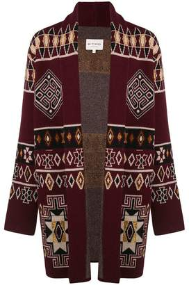 Etro pattern type cardigan
