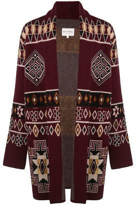 Etro pattern type cardigan