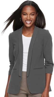 Apt. 9 Women's Long Blazer