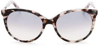 Kate Spade Women's Amaya Cat Eye Sunglasses, 53mm